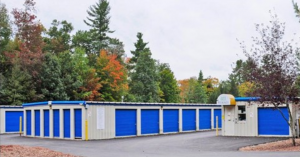 Photo of SpareBox Storage at 248 Calef Highway