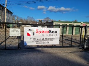 Photo of SpareBox Storage at 110 S Main Street