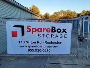 Photo of SpareBox Storage at 113 Milton Road