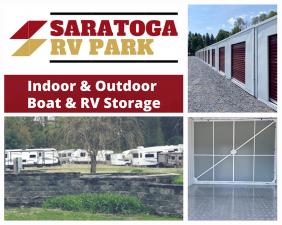 Saratoga RV Park, Self-Storage & RV and Boat Storage