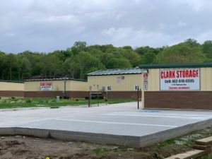 Clark Storage/CB-Railroad Ave.
