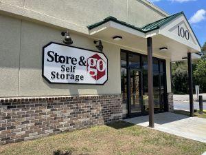 Store and Go Self Storage - Ladys Island