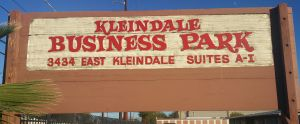 Photo of Kleindale Business Park Self Storage , Tucson