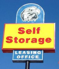 Photo of Eagle Self Storage - Temple - 2427 W Adams Ave