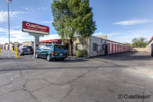 Photo of CubeSmart Self Storage - Tucson - 519 East Prince Road
