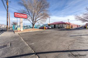 Photo of CubeSmart Self Storage - Albuquerque - 7440 Central Ave Se
