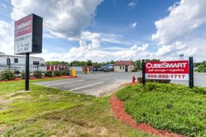 Photo of CubeSmart Self Storage - Fredericksburg - 8716 Jefferson Davis Highway