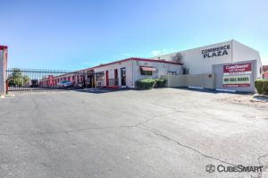 Photo of CubeSmart Self Storage - Tucson - 201 S Plumer Ave