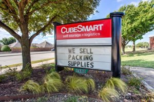 Photo of CubeSmart Self Storage - Frisco - 8680 Stonebrook Pkwy