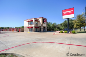Photo of CubeSmart Self Storage - Mansfield - 1455 North Highway 287