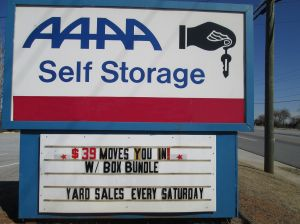 Photo of AAAA Self Storage & Moving - Lawrenceville - East Crogan