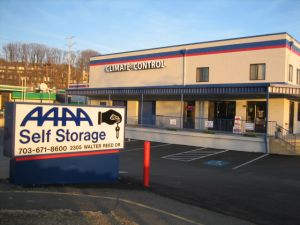 Photo of AAAA Self Storage & Moving - Arlington - 2305 S Walter Reed Dr
