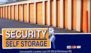 Photo of Security Self Storage - Lancaster - 1501 Cloister Dr