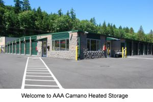 Photo of AAA Camano Heated Storage