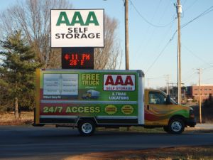 Aaa Self Storage High Point N Main St Lowest Rates