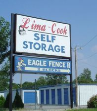Photo of Lima-Cook Self Storage
