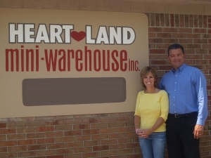 Photo of Heartland Storage - Commerce Dr.