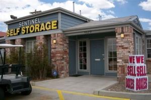 Photo of Sentinel Self Storage - Albuquerque