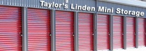 Photo of Taylor's Linden Mini Storage