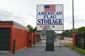 Photo of American Flag Self Storage - Hope Mills