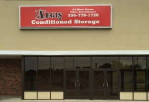 Photo of AEGIS Conditioned Storage