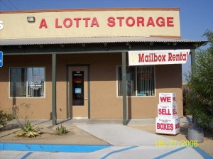 Photo of A Lotta Storage & Mail - San Jacinto